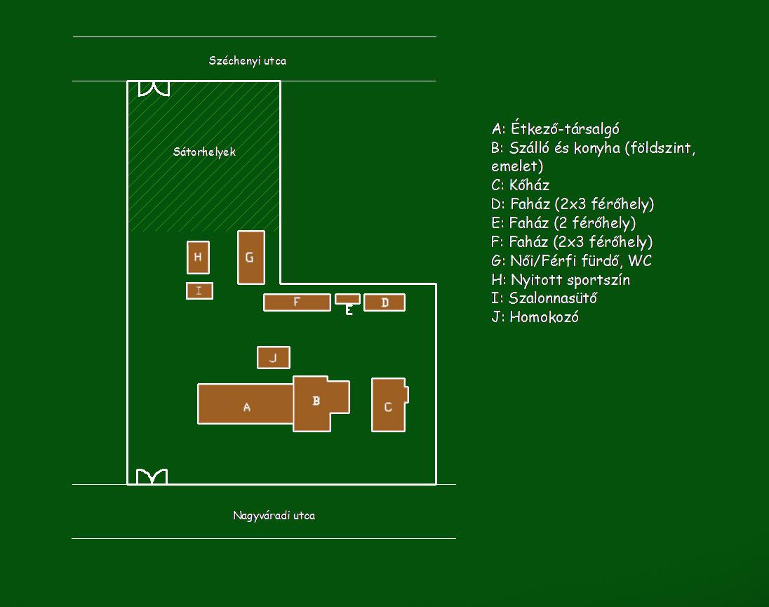 Danti térkép